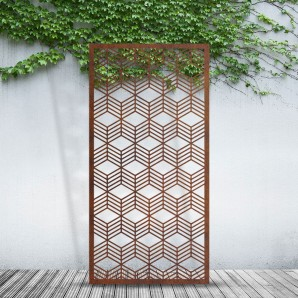 The Metal Privacy Screen 4