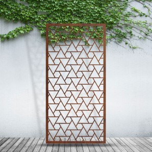 The Metal Privacy Screen 6