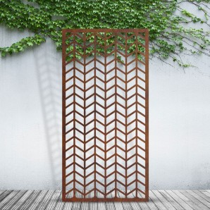 The Metal Privacy Screen 7