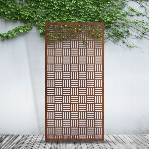The Metal Privacy Screen 8