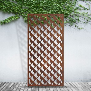 The Metal Privacy Screen 10