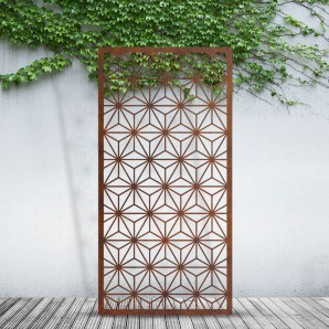 The Metal Privacy Screen 12
