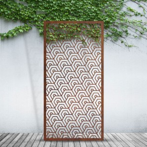 The Metal Privacy Screen 13