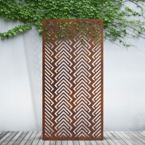 The Metal Privacy Screen 16