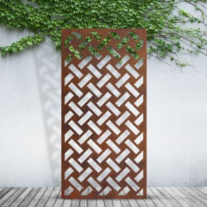The Metal Privacy Screen 17