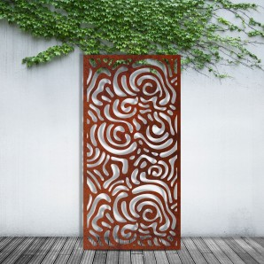 The Rose Privacy Screen
