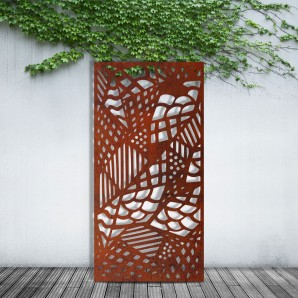 The Snake Privacy Screen