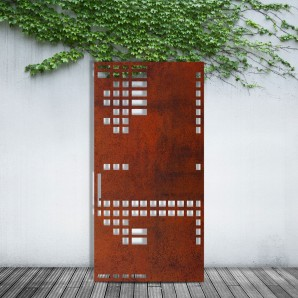 The Checker Privacy Screen