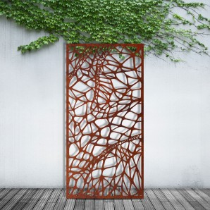 The Webbed Privacy Screen