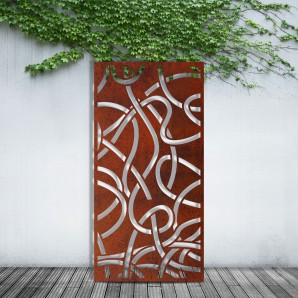 The Metal Privacy Screen 2
