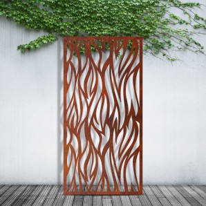 The Fire Privacy Screen