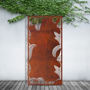 The Metal Privacy Screen